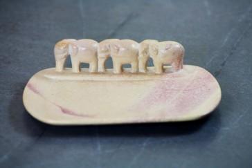 """Seifenschale """"Elefanten"""""""