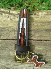 Afrikanisches Hundehalsband Leder