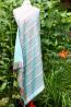 Classic Handtuch Grün gestreift Mint