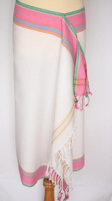 kinder-kikoy weiß-pink